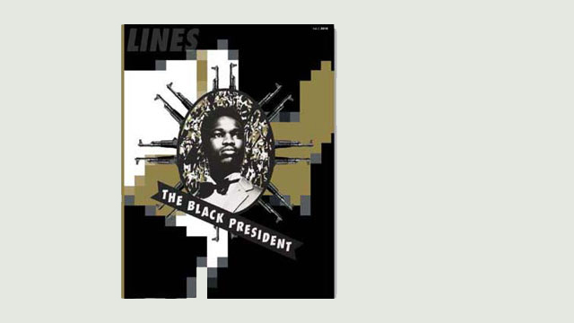 The Sape project // Lines - The black president