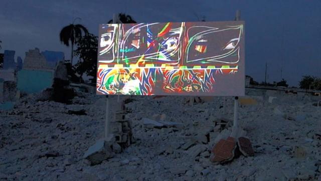 The Port au Prince series # 2 // Le goudou goudou du gouvernement