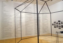 Sammy Baloji installation at Lyon Biennale & Palais de Tokyo