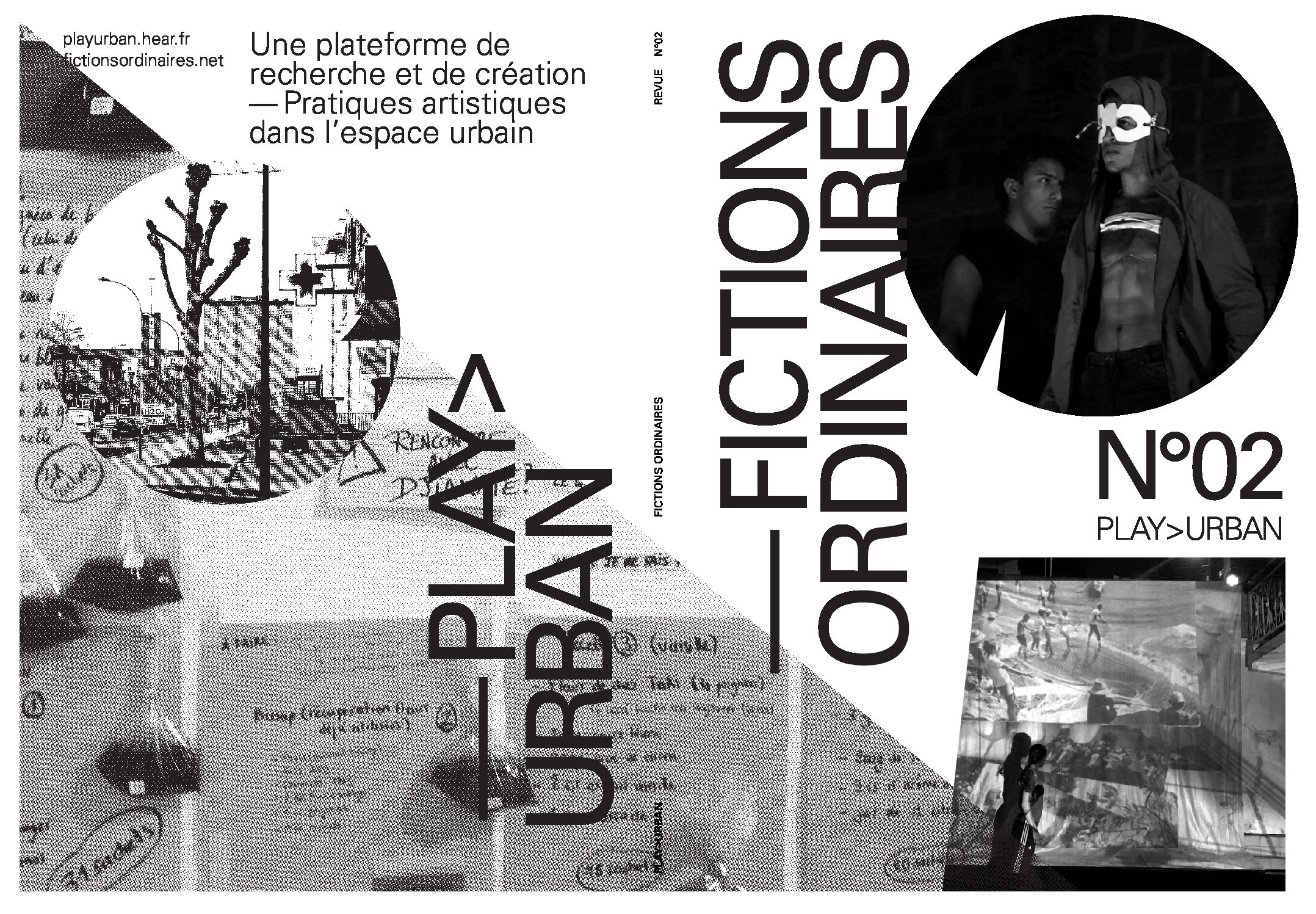 De Fictions Ordinaires à Play>Urban // HEAR La Chaufferie // 2018