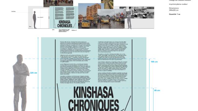 Kinshasa Chroniques // Cité de l'Architecture et du Patrimoine // Paris 2020