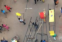 Les Praticables // Bamako //  déc 2019